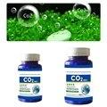 60/100 шт аквариум CO2 планшет двуокиси углерода диффузор для воды завод травяной бак 54DC
