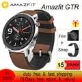 Global Version Amazfit GTR 47mm GPS Smart Watch 5ATM Waterproof Sports Watch Information Call Reminder