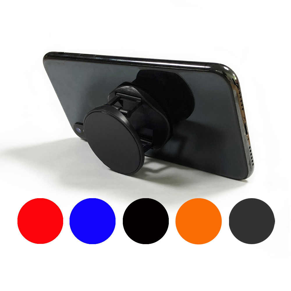 スマートフォンやタブレット用の高級折りたたみ電話スタンドホルダー携帯電話ユニバーサル指リングソケット電話ホルダー