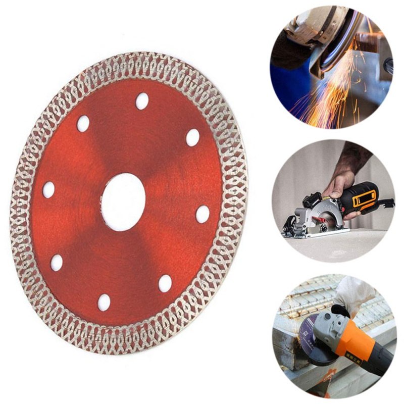 Diamond Tile Saw Blade Disc For Cutting Granite Marble Ceramics Porcelain Dry Or Wet105/115/125mm