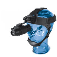 Pulsar 2nd Generation Plus 1X21 Head Mounted Helmet Infrared Night Vision Scope Night Viewing Tactical Hunting Scope