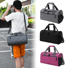 New Travel Bag Shoulder Strap Duffel Business Fashion Carry on Hanging Clothing Multiple Pockets high quality