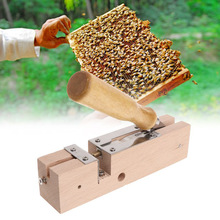 Honeycomb Nest Box Frames Punch Tool Beekeeping Equipment Frame Eyelets Puncher Machine For Bee Case