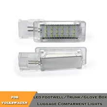 car led lights 2x white canbus led door courtesy lights for vw touareg tiguan skoda roomster audi a3 q5 For Skoda Rapid Superb Seat Alhambra Tiguan Touareg Tiguan Sharan Scirocco Golf 5 6 Polo led car door courtesy footwell lights