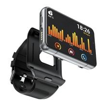 S999 2,88 zoll 4G Smart Uhr MTK6761 Quad Core 4GB 64GB 5,0 MP + 13,0 MP Dual kameras Smartwatch 2300mAh Batterie GPS WIFI VS DM100