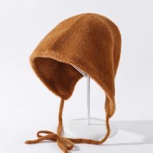 Basin-Cap Fisherman-Hat Beanie Dome-Bucket-Hat Velvet Foldable Plush Soft Winter Fashion