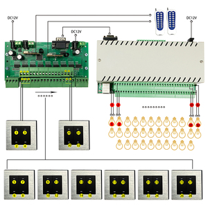 Image 5 - Kincony – Module domotique intelligent, Ethernet, contrôle à distance, système de commutateur de synchronisation RJ45 RS232