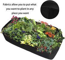 Sac de croissance de plantes, DIY, planteur de pommes de terre, Non-tissé, Vertical, hydratant, pour jardin et légumes