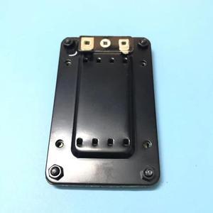 Image 5 - 2 Pçs/lote defniition HiFi Speaker fita de Alta Potência transformador tweeter AMT painel frontal em alumínio