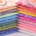 TESSYSTORE 450 г/пакет Оптовые круглые стеклянные бусины для самостоятельного изготовления ювелирных изделий ручной работы аксессуары