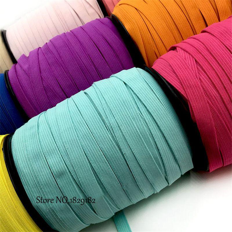 6,11,15mm black flat elastic straps Elastic Webbing Garment Waistbands Strap