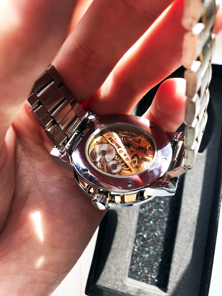 H511dc27836c3467987102c2e3c41ab0dC Winner Transparent Fashion Diamond Luminous Gear Movement Royal Design Men Top Brand Luxury Male Mechanical Skeleton Wrist Watch