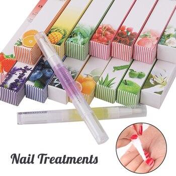 15 kind of nail nutrition oil pen prevention nail nail care cuticle revitalizing oil nail art tool manicure care nail polish pen недорого