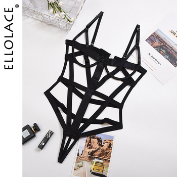Ellolace Porn Bandage Bodysuit Accessories INTIMATES