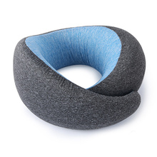 Explosive comfort memory foam U-shaped pillow memory foam U-shaped travel pillow can accommodate slow rebound neck pillow  Neck loen new memory foam functional neck pillow u shaped travel pillow car head neck rest pillow seat cushion for travel home office