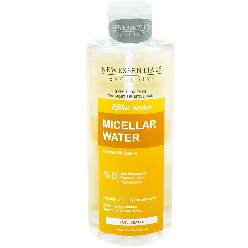 Newessentials Micellar Water For Oily Skin.