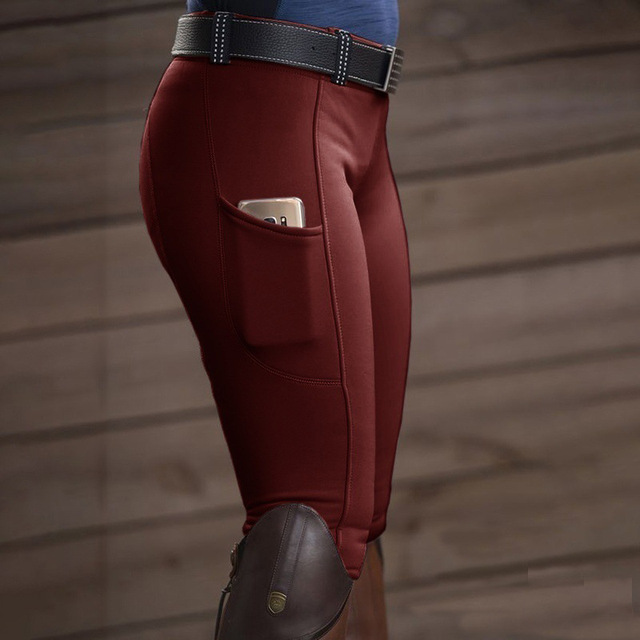 Perfect Fit  Equestrian Racing Pants  2