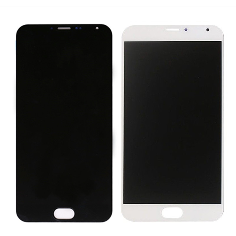 For <font><b>Meizu</b></font> <font><b>MX5</b></font> Full <font><b>LCD</b></font> <font><b>Display</b></font> + <font><b>Touch</b></font> <font><b>Screen</b></font> Digitizer Assembly Replacement Accessories 100% Tested image