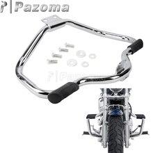 Motorrad Stoßstange Motor Schutz Crash Bars Für Harley Sportster XL883 1200 Eisen 883 N Vierzig Acht Roadster Superlow Motor Schutz