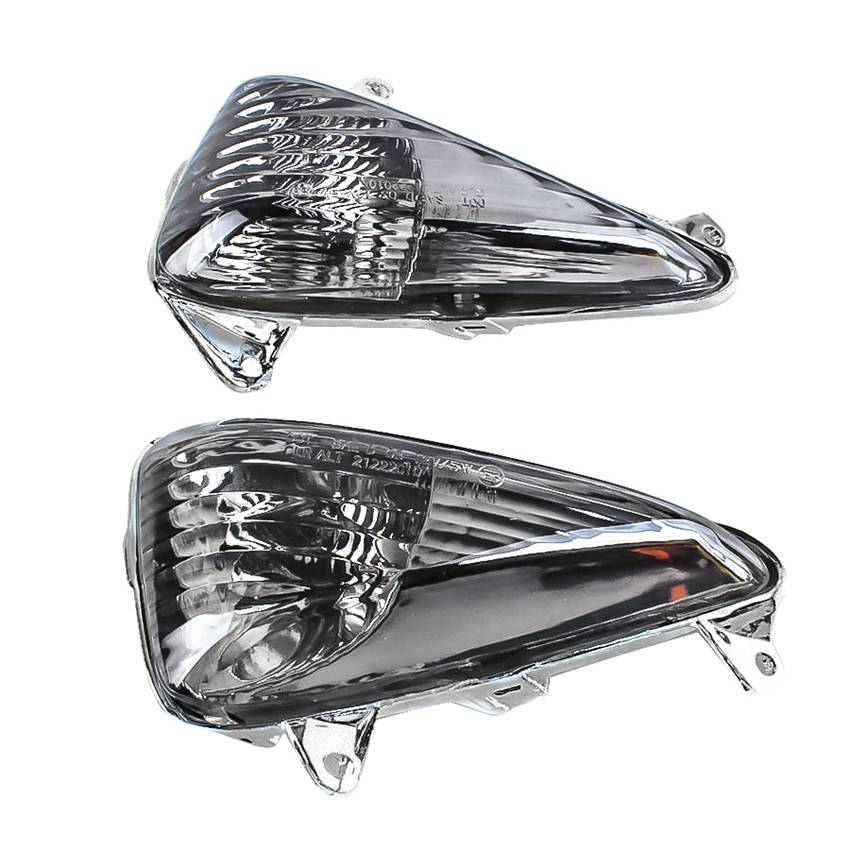 Front Turn Signals Indicator Blinker Lenses for Honda CBF600S CBF 600 S VARADERO 1000 CBF 600 S All Years Smoke Motorcycle Parts