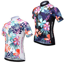 Pro Team Cycling Jersey Women Summer Short Sleeve MTB Bicycle Cycling Clothing Ropa Maillot Ciclismo Racing Bike mtb Jersey 2020 cycling jersey women bike jersey road mtb bicycle shirt team ropa ciclismo maillot racing tops female clothes uniform green