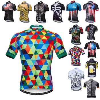 Weimostar 2020 Summer Men's Cycling Jersey Shirt Racing Sport Bicycle Shirt Ropa Ciclismo Pro Team MTB Bike JerseyCycling Wear weimostar skull cycling jersey men pirate bicycle clothing maillot ciclismo pro team mtb bike jersey cycling shirt ropa ciclismo
