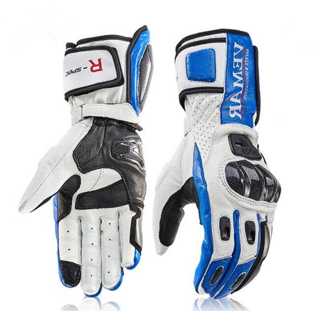 Кожаные перчатки Vemar Replica 3