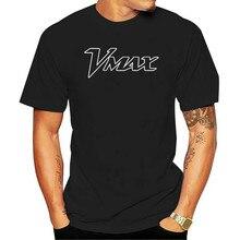 2020 Hot Sales YAM VMAX SPORT HERITAGE MOTORCYCLE T-SHIRT VMAX TEE SHIRT