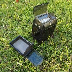Image 3 - HORNET 플라스틱 허브 분쇄기 핸드 크랭크 분쇄기 흡연 분쇄기 담배 커터 분쇄기 보관 케이스 핸드 밀러