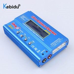 Image 2 - Kebidu imax b6 lipro 디지털 방식으로 lcd 스크린을 가진 건전지 균형 충전기 nimh li 이온 ni cd 디지털 방식으로 rc 충전기 균형 방전기