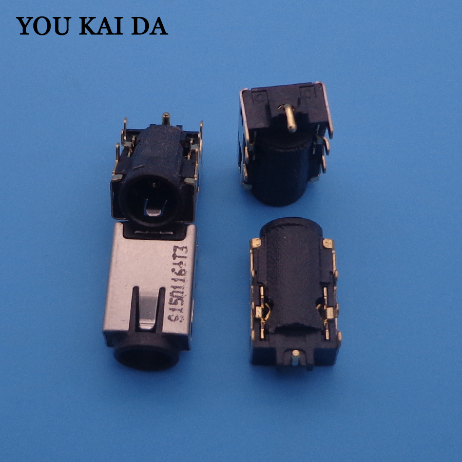 1 PCS Laptop Dc Power Jack For ASUS X200 X200CA X200LA X200MA X200M X201LA X202E X201E X202E TAICHI31 TAICHI21 DC Jack Connector