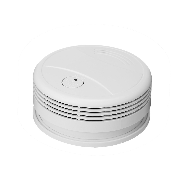 Датчик дыма Tuya, Wi-Fi сигнализация для дома и офиса, управление через приложение