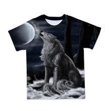 2021 T-Shirt da uomo con stampa 3D Super Big Timberwolves moda e comode maniche corte traspiranti (personalizzabili) 110-6XL