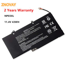 11.4V 43WH HP NP03XL Notebook Battery for HP Pavilion X360 13-a010dx 13-b116t HP Envy X360 15-u010dx 15-u111dx hp 15 da0174ur золотистый