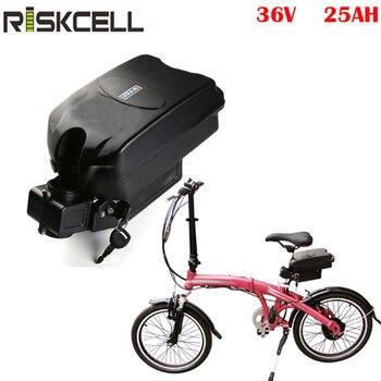 Bateria bicicleta eléctrica 36v 25ah ebike batería 500w bafang batería 36v Litio...