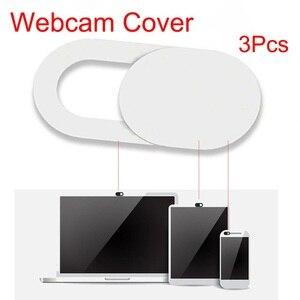 3 шт пластиковые защитные наклейки для камеры ноутбук ПК планшет ПК Мобильный анти-хакер Подглядывание защита конфиденциальности крышка бе...