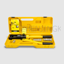 Hydraulic Tools Power Tool Manual Hydraulic Pliers Crimping Pliers Multi-Function Hydraulic Pliers Electric Crimping Pliers