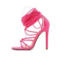 GENSHUO Summer Women Sandals 10
