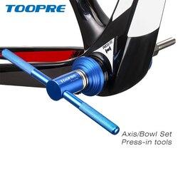 TOOPRE Bike Headset Installation Tools BB Bike Headset and Bottom Bracket Press Tool for MTB Road Bike