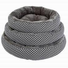 Мягкий фланелевый утолщенный и теплый круглый коврик для домашних