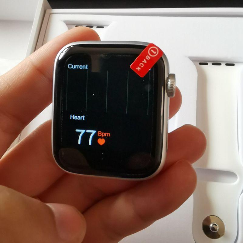 W54 montre intelligente Android 4.4 1.54 écran Bluetooth 4.0 MTK2502C moniteur de fréquence cardiaque Smartwatch hommes appareils portables Pk IWO 8 - 3
