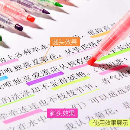 Xiaomi Highlighter Refill Zachte Kleur Fluorescerende Refill Marker Student Werken Met Licht Kleur Candy Kleur Marker Hoogtepunten