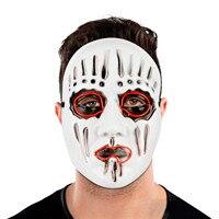 Cosmask Halloween Party Led Maske Masque Masquerade Neon Licht Glow In The Dark Mascara Horror Glowing Masken Kostüm Liefert Spielzeug