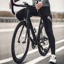 Santic-cycling bib tights for men