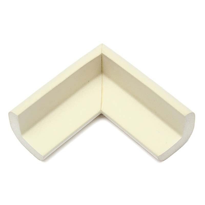 8pcs Edge Protection Corner Protection Child Protection Child Safety Cushion Soft White
