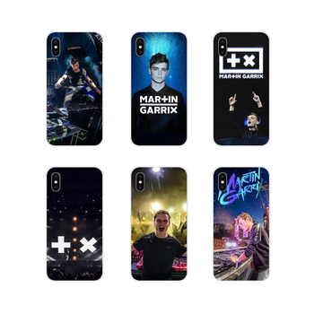 Für Apple iPhone X XR XS 11Pro MAX 4S 5S 5C SE 6S 7 8 Plus ipod touch 5 6 Zubehör Phone Cases Covers Martin garrix