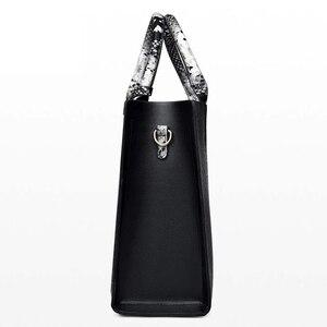 Image 3 - หนัง big sacs หลัก femme สุภาพสตรีกระเป๋าผู้หญิง crossbody สุภาพสตรีกระเป๋าถือ sac femme 2019 nouveau กระเป๋าถือ