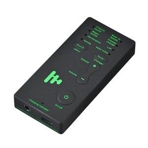 Image 1 - Caliente 3C Voice cambiador de adaptador de 8 voz cambiando modos micrófono distorsionador teléfono micrófono tarjeta de sonido para juego PUBG ancla sonido