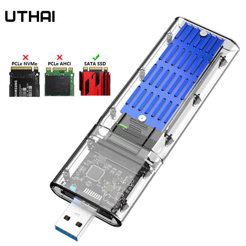 lowest price ORICO 3 5 Inch HDD Case Bulit-in Power 12V Portable SATA to USB 3 0 Hard Drive Enclosure Support 12TB HDD UASP For PC TV PS4