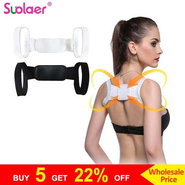 XXL-S Back Shoulder Posture Corrector Adult Children Corset Spine Support Belt Correction Brace Orthotics Correct Posture Health 1
